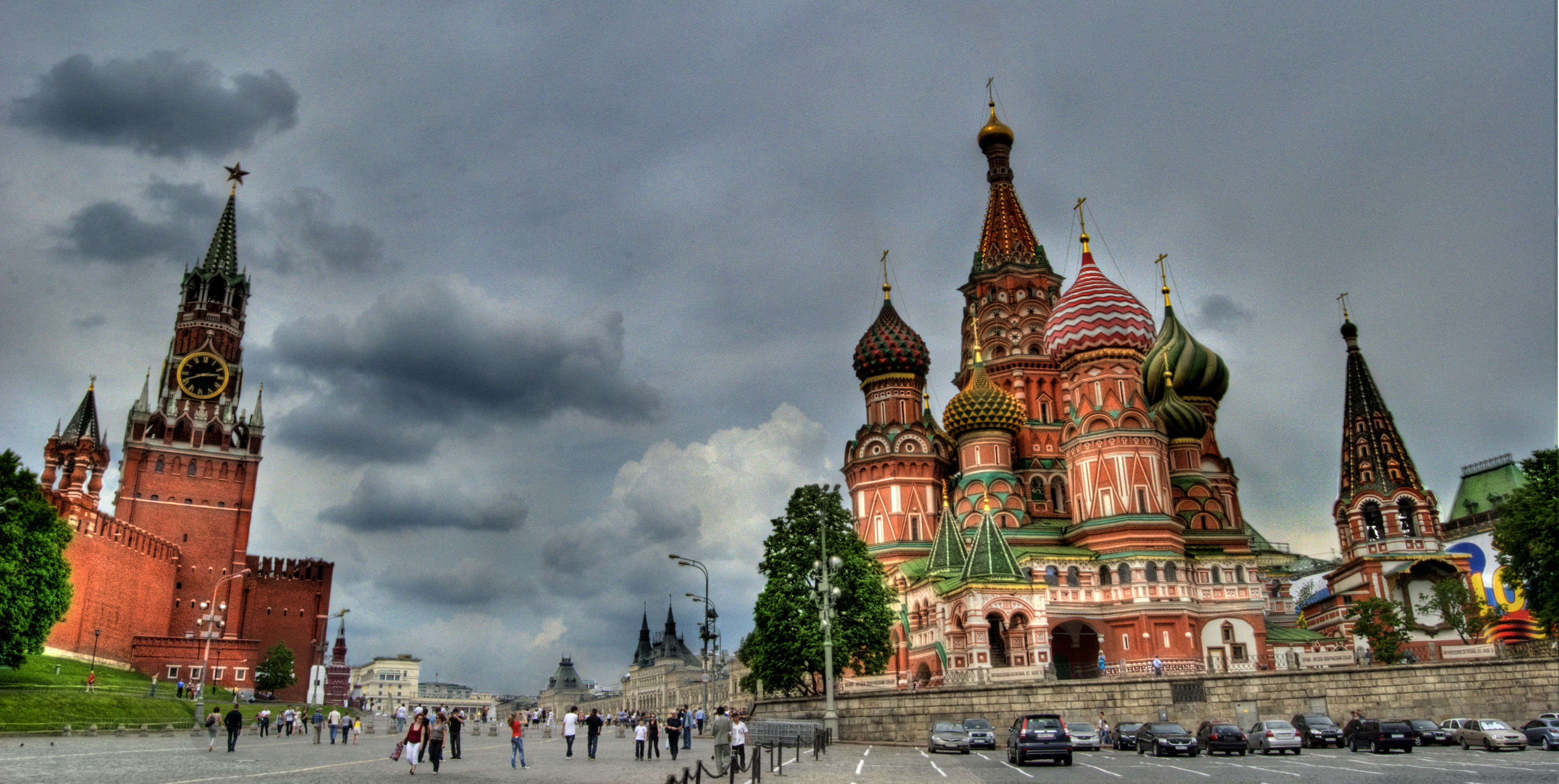 The Reality Behind the Image: Red Square, Moscow – Dan ...
