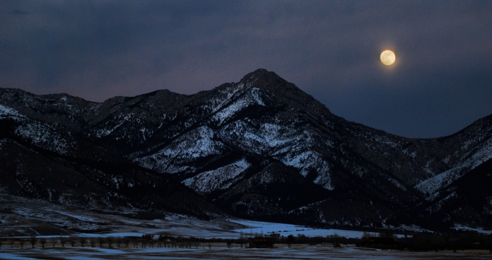 Rising Over The Bridgers (small)