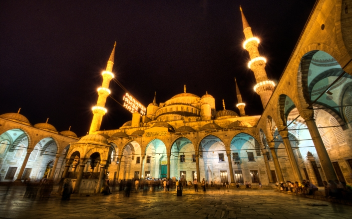 Blue Mosque (small)